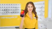 Евросеть запустила новую рекламную компанию смартфона LG Spirit