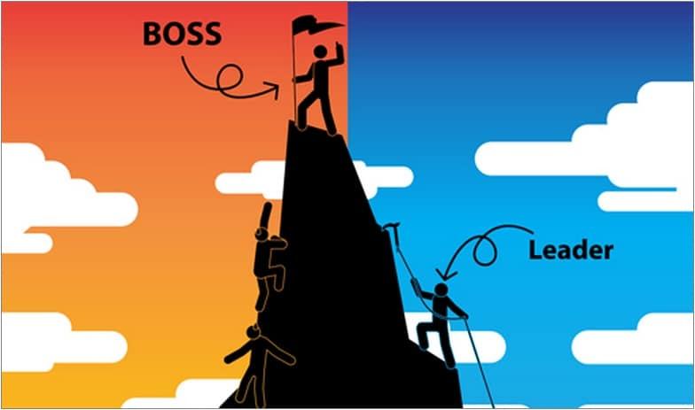 менеджер лидер босс