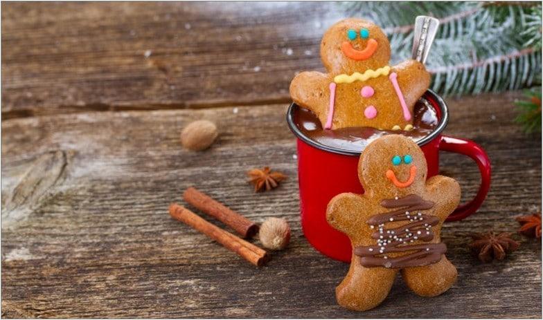 сладости печенье новый год пряники рождество