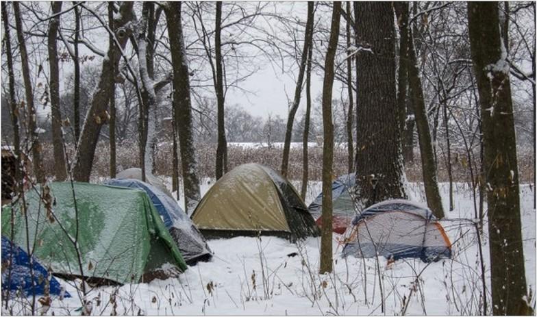 палатки зима активный отдых кемпинг