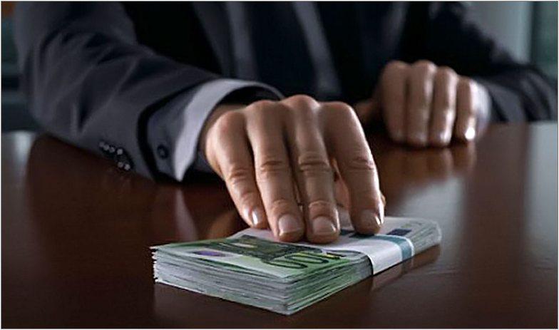 взятка откат деньги