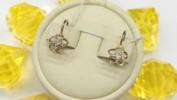 Эксклюзивные серьги из золота 585 пробы только в магазине Золото Русских в ТРЦ МАКСИМУМ