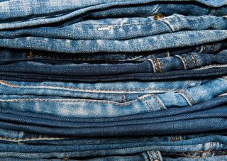 Скидка на джинсы в «Три грации»