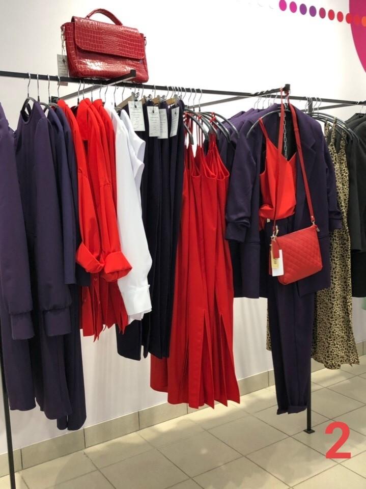 Модные анималистические принты в наших отделах одежды
