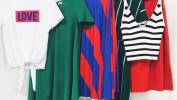 Яркие весенне-летние коллекции одежды
