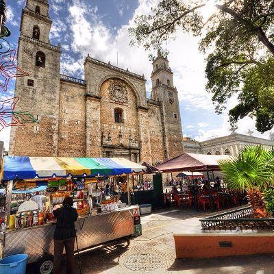 Самые красивые места в Мексике
