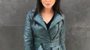 Новая коллекция курток из экокожи