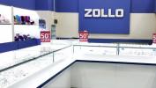 Торжественное открытие салона Zollo