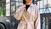 Пальто прямого фасона – лучшая инвестиция в летний гардероб