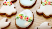 Рецепт пряного пасхального печенья от Елизаветы ll